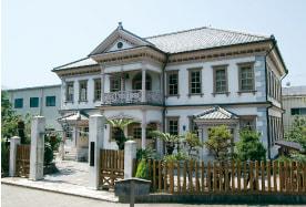 宇和島市立歴史資料館の外観の写真