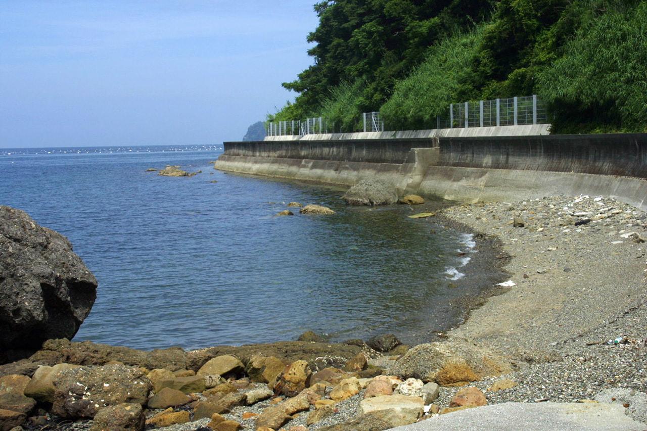 海水浴場の写真